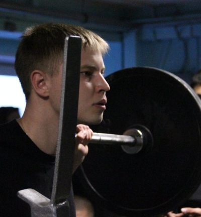 Сергей Тропин