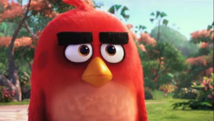Первый трейлер фильма по Angry Birds (Видео)