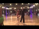 Marius Andrei Balan Kristina Moshenska Rumba danceComp Wuppertal WDSF World Open Latin