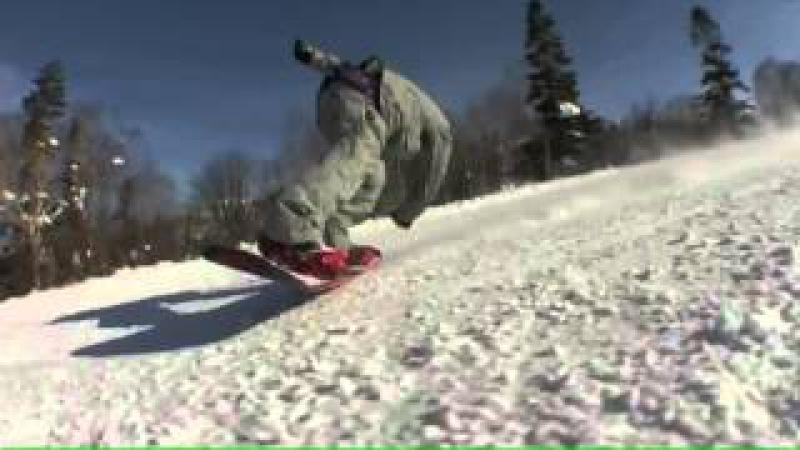 Best of Snowboarding: best of flat tricks and ground tricks 2