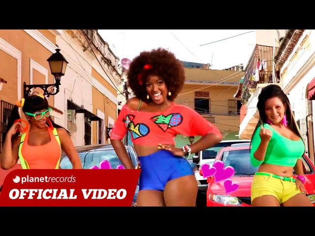 AMARA LA NEGRA - AYY feat. Jowell Y Randy, Los Pepes, RickyLindo - (Official Video HD)