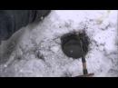 Зимняя рыбалка в Горном Алтае №23. Озеро Узун-кёль.