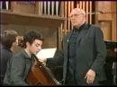 Master Class by Mstislav Rostropovich