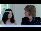 John Lennon — «Imagine» в цвете. Джон Леннон — Представь себе...