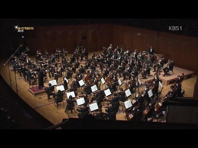 Beethoven Symphony No.5 (Full Length): 정명훈 Chung Myung-Whun Seoul Philharmonic Orchestra