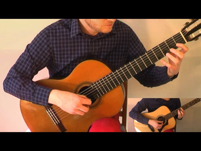 Game of Thrones Theme (Acoustic Guitar Cover by Jonas Lefvert)