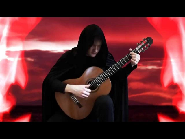 Diablo - Tristram Theme (Acoustic Classical and 12-string Guitar Cover by Jonas Lefvert)