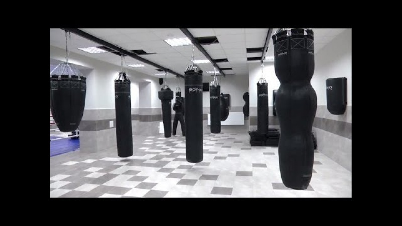 BOYKO SPORT Оборудование зала единоборств boyko sport heavy bag