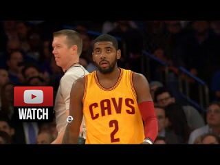 Kyrie Irving Full Highlights at Knicks (2014.12.04) - 37 Pts, Beast, GAME-WINNER!