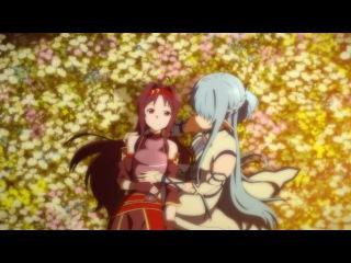 Sword Art Online 2/Мастера меча онлайн 2 сезон 24 серия [Pairo77]