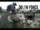 CAG 1st SFOD-D Delta Force Speed, Surprise, and Violence of Action