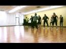 Vybz Kartel - Key Stone Dancehall steps from class at Rhytmz Motion by Nicholas Mafabi