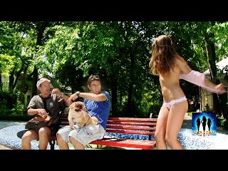 Allergic...To Clothes? Naked and Funny (HD)