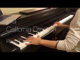 Sia - California Dreamin' (HQ piano cover)