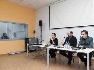 Участие в семинаре ГИИМ