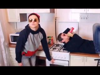Когда мамы нет дома (Микс из разных видео)N1