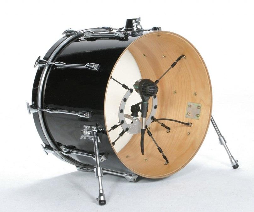 Создание барабанной установки 100