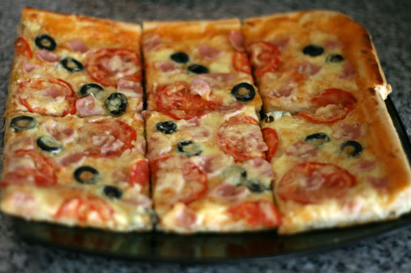 Рецепты начинки пиццы в духовке