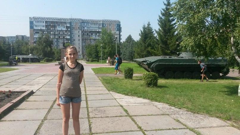 Лена Маслова | Новокузнецк