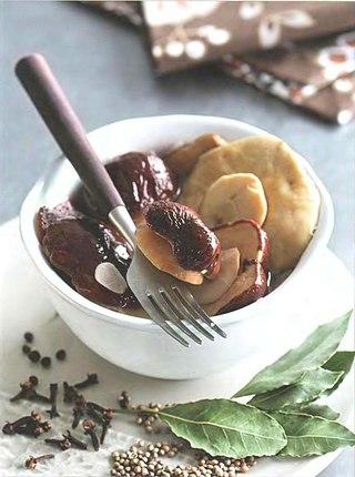 Фото рецепта: Засолка грибов горячим способом
