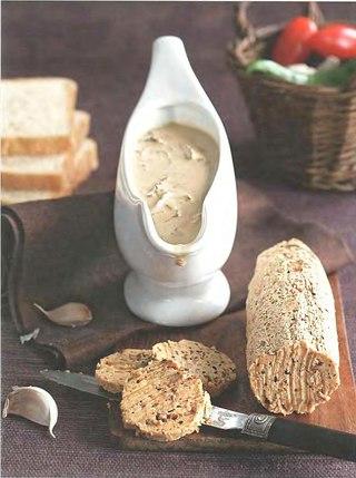 Фото рецепта: Острое грибное масло