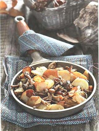 Фото рецепта: Уральская жарёха