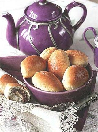 Фото рецепта: Пирожок с говядиной и грибами