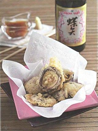 Фото рецепта: Темпура из шиитаке