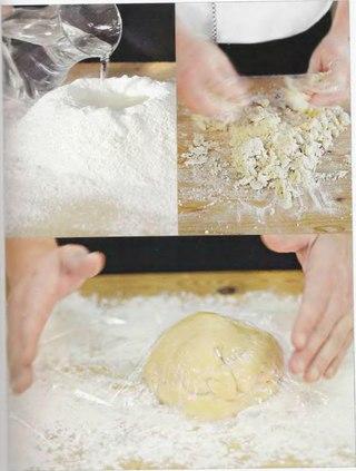 Фото рецепта: Пресное тесто