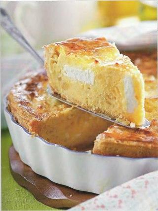 Фото рецепта: Картофельный пирог с сыром