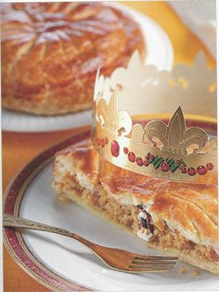 Фото рецепта: Королевская галета