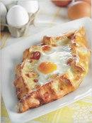 Фото рецепта: Аджарские хачапури