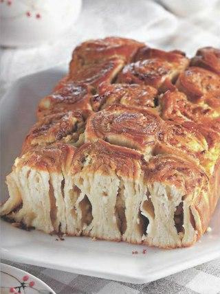 Фото рецепта: Месеница, болгарский пирог с брызной