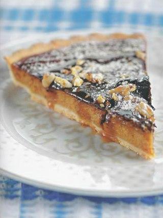 Фото рецепта: Американский тыквенный пирог
