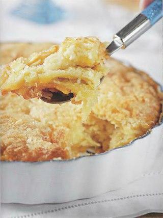 Фото рецепта: Куинь аманн, бретонский масляный пирог