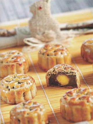 Фото рецепта: Лунные пирожки