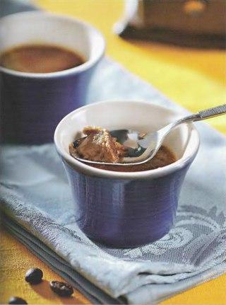 Фото рецепта: Кофейный крем-брюле