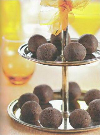 Фото рецепта: Азиатские бобовые конфеты