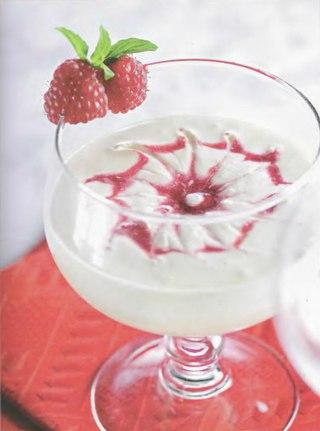 Фото рецепта: Американский малиновый фул