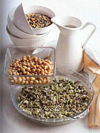 Общие правила приготовления бобовых