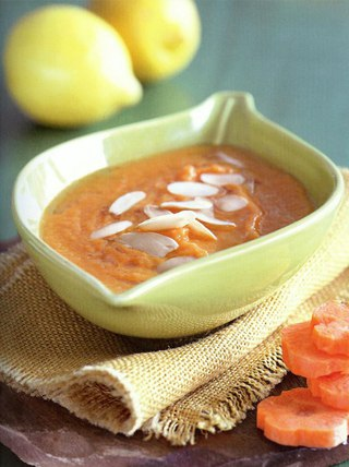 Фото рецепта: Морковный суп