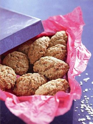 Фото рецепта: Самое вкусное в мире овсяное печенье