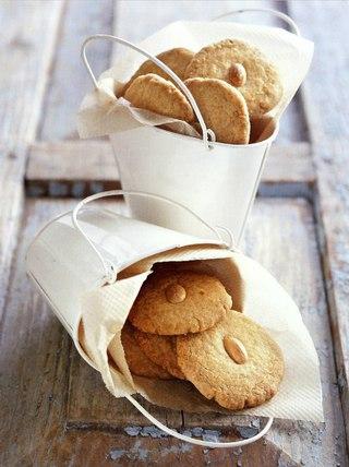 Фото рецепта: Миндальное печенье