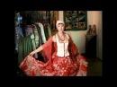 Шьем без выкройки красивую стильную юбку Мастер класс Татьяна Лазарева