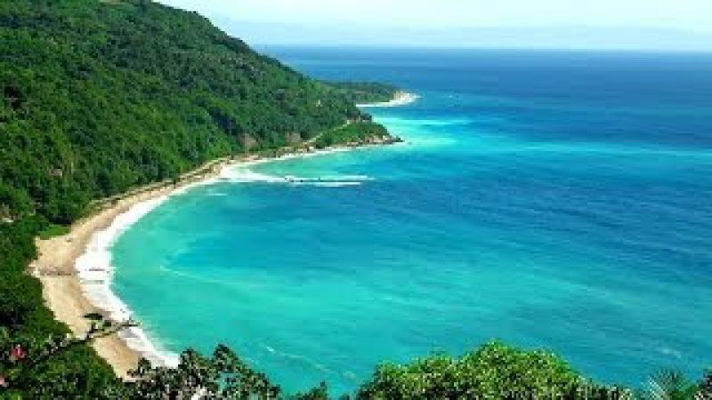 Расслабляющий шум моря - релакс, звуки волн, карибские пляжи (1080p HD видео)