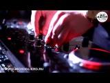 DJ DenZIL в Mix Master - Школа диджеинга Краснодара (9/03/2015) dj курсы #mixmasterkrd