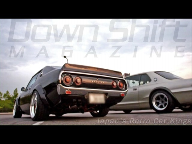Japan's Retro Car Kings - Saving Classic Japanese Automotive Culture