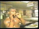 Майк Тайсон. Тренировка боксера / Mike Tyson. Training a boxer.