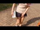 Япония. Косплей. Школьницы не боятся камеры. включаем субтитры