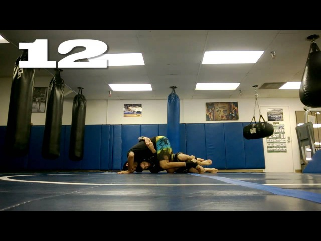 20 Entries to The Truck by Geovanny Freakahzoid Martinez - BJJ Techniques